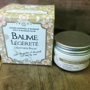 Baume corporel & massage